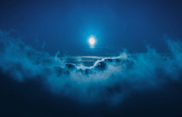 BLUE MOON and 7 STEPS RITUAL